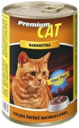 Premium Cat Poultry Tin 415g