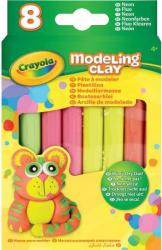 Crayola Neon gyurma - 8 db-os