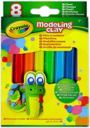 Crayola Klasszikus színes gyurma - 8 db-os