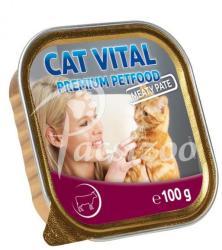 Cat Vital Beef 100g