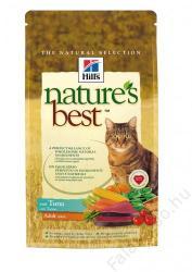 Hill's Nature's Best Feline Adult Tuna 3x2kg