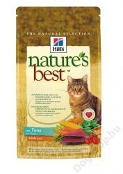 Hill's Nature's Best Feline Adult Tuna 4x2kg
