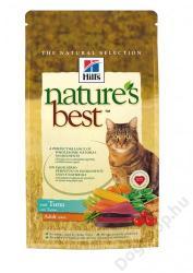 Hill's Nature's Best Feline Adult Tuna 4x2kg