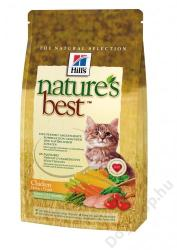 Hill's Nature's Best Feline Kitten Chicken 4x2kg