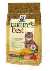 Hill's Nature's Best Feline Mature Adult Chicken 3x2kg