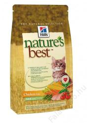 Hill's Nature's Best Feline Adult Chicken 3x2kg