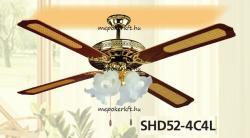 Vents SHD52-4C4L
