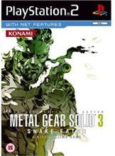 Konami Metal Gear Solid 3 Snake Eater (PS2)