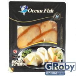 Ocean Fish Füstölt vajhal szeletek 150g