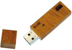 GOODRAM Eco Wood 16GB USB 2.0 PD16GH2GRER9