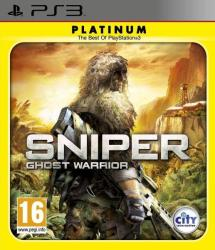 City Interactive Sniper Ghost Warrior [Platinum] (PS3)