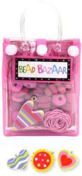 Bead Bazaar Karkötő készítő szett - Cuki pink