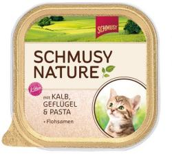Schmusy Nature Veal & Poultry 100g