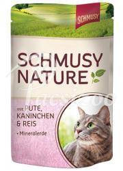 Schmusy Nature Turkey & Rabbit 100g