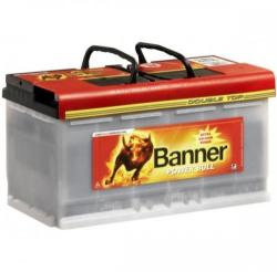Banner Power Bull PROfessional 100AH 820A