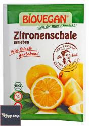 BIOVEGAN Reszelt narancshéj 10g