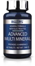 Scitec Nutrition Advanced Multi Mineral tabletta - 60 db