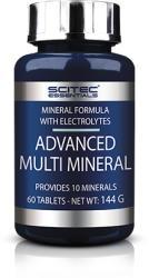 Scitec Nutrition Advanced Multi Mineral tabletta - 60 db