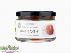 Clearspring Umeboshi sós japán szilva 200g
