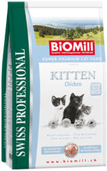Biomill Kitten Chicken & Rice 2x10kg