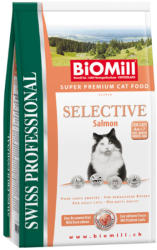 Biomill Selective Salmon & Rice 500g