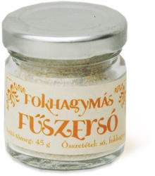 Parajdi só Fokhagymás fűszersó 45g
