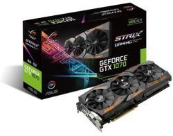 ASUS GeForce GTX 1070 8GB GDDR5 256bit PCIe (ROG STRIX-GTX1070-8G-GAMING)