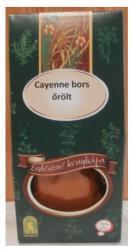 Erdészné konyhája Őrölt cayenne bors 30g