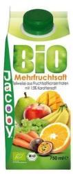 JACOBY Bio vegyesgyümölcslé 0,75L