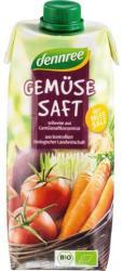 Dennree Bio vegyes zöldséglé 0,5L