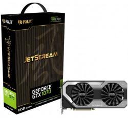Palit GeForce GTX 1070 JetStream 8GB GDDR5 256bit PCI-E (NE51070015P2-1041J)