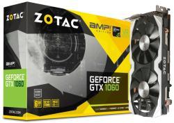 ZOTAC GeForce GTX 1060 AMP! Edition 6GB GDDR5 192bit PCI-E (ZT-P10600B-10M)