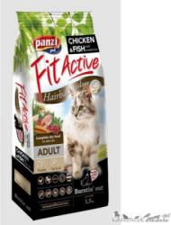 Panzi Fit Active Adult Hairball Indoor 1,5kg
