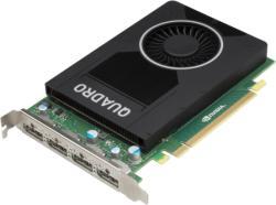 HP Quadro M2000 4GB GDDR5 PCIe (T7T60AA)