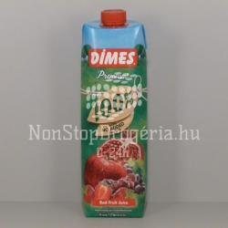 Dimes Premium vegyes piros-gyümölcslé 100% 1L