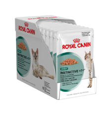 Royal Canin Instinctive +7 12x85g