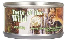 Taste of the Wild Rocky Mountain 6x155g