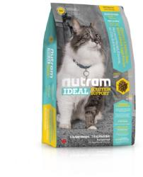Nutram Ideal Indoor Shedding Cat 2x6,8kg