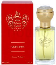 Maitre Parfumeur et Gantier Or Des Indes EDP 100ml