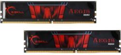 G.SKILL Aegis 16GB (2x8GB) DDR4 3000MHz F4-3000C16D-16GISB