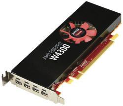 HP FirePro W4300 4GB (T7T58AA)