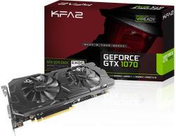 KFA2 GeForce GTX 1070 EXOC 8GB GDDR5 (70NSH6DHL4EK)