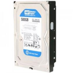 Western Digital 500GB 7200rpm HDDWD500AAKX