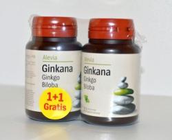 Alevia Ginkana Ginkgo Biloba 40mg - 30 comprimate