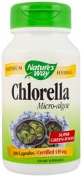 Nature's Way Chlorella Micro-Algae 410mg - 100 comprimate