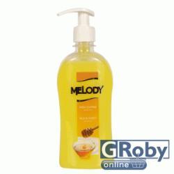 MELODY Milk&honey folyékony szappan 500ml