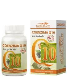 DACIA PLANT Coenzima Q10 Forte - 60 comprimate