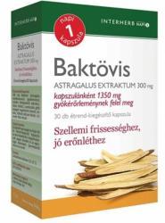 INTERHERB Baktövis Astragalus Extraktum kapszula - 30 db