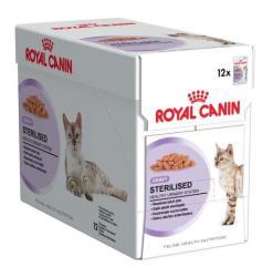 Royal Canin FHN Sterilised 12x85g