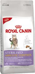 Royal Canin FHN Sterilised Appetite Control 2x4kg